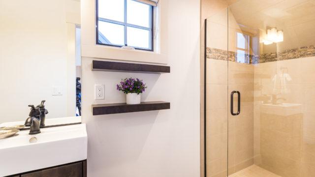 bathroom in Millhouse 11 Vacation Rental at Tetherow